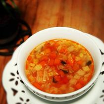 よろ昆布スープ やさい系