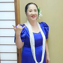 フラダンス教室 大田法子